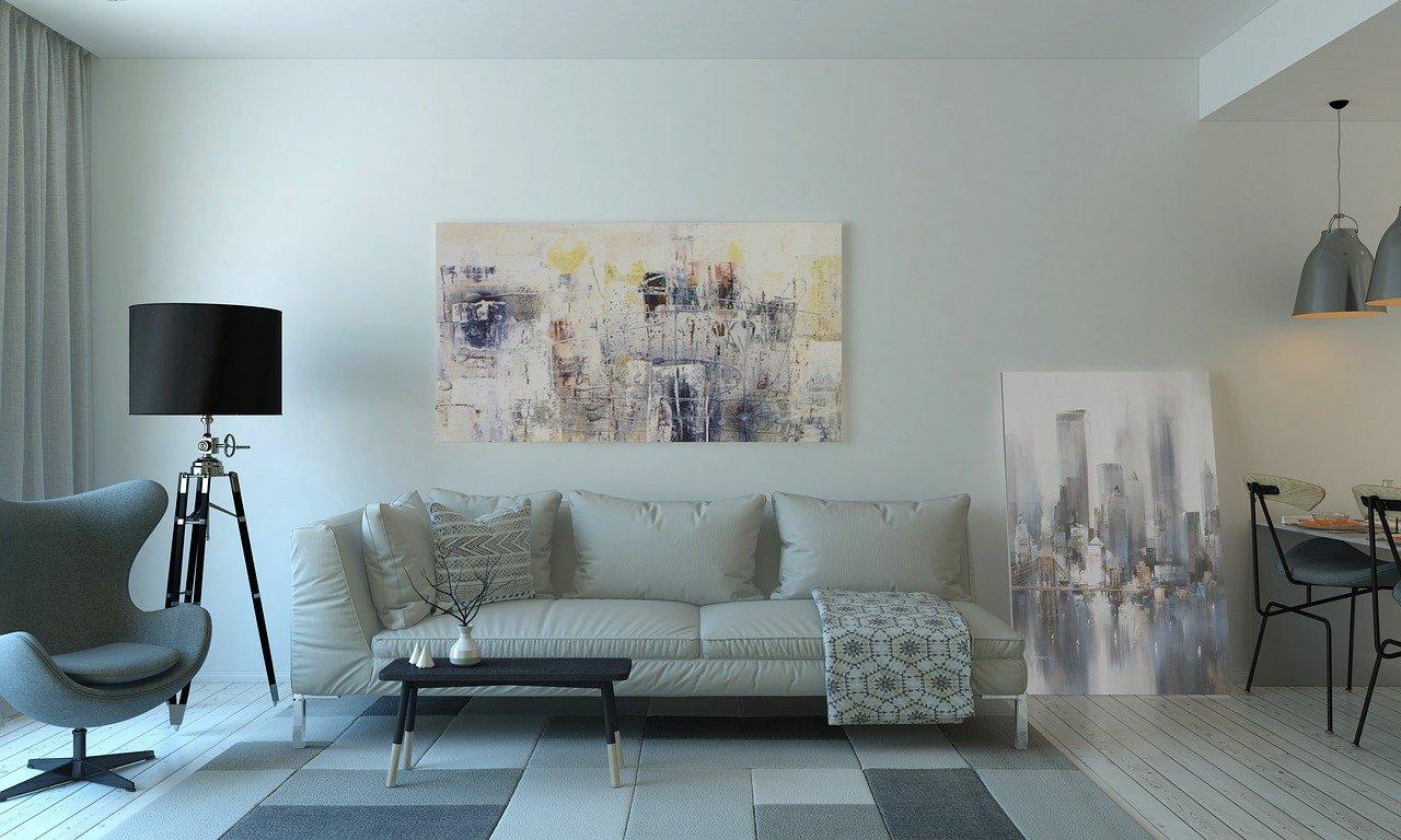 Luxe villa interieur